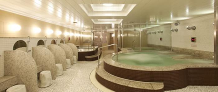 名古屋の女性が泊まれるカプセルホテルはサウナ付きのスパアぺゼのみ