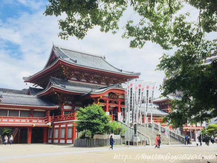 大須にある名古屋銭湯サウナの仁王門湯は高温サウナがおすすめ!