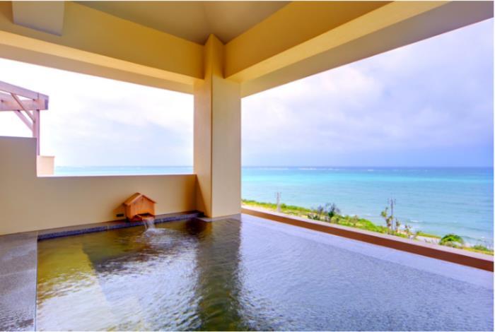 沖縄瀬長島の龍神の湯はサウナーが唸るロウリュウ付きサウナ