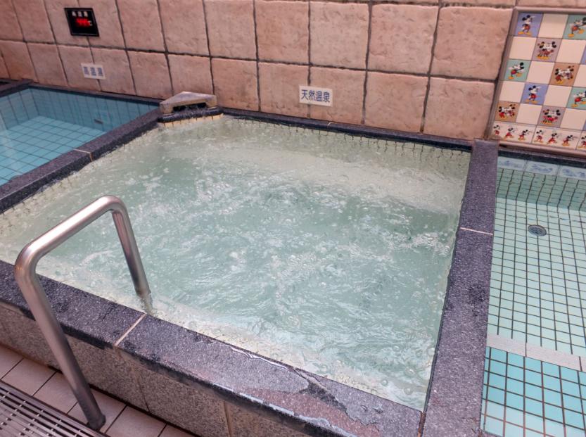 春日井温泉@愛知で3種のサウナと水風呂と温泉を堪能!