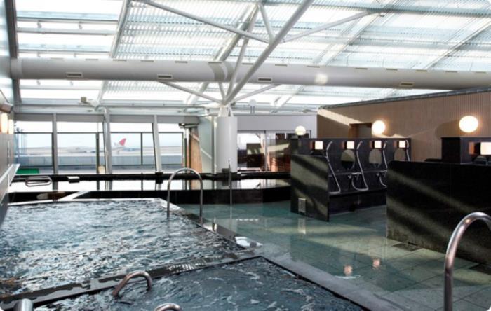 セントレア(中部国際空港)の展望風呂「風(フー)の湯」でお風呂&サウナに入った体験談