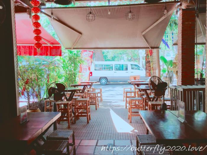 シェムリアップ・MOLOPPOR CAFE(モロッポーカフェ)での薬草スチームサウナ体験談