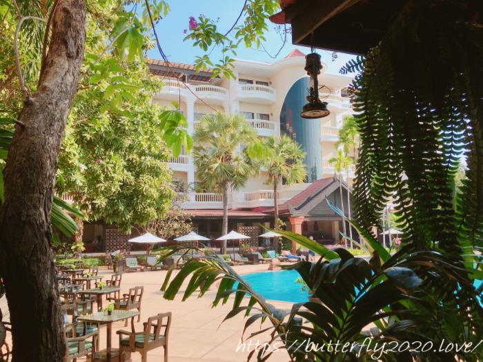 シャムリアップのボレイ・アンコール・リゾート&スパの「MUDITA SPA(ムディタスパ)」でカンボジア伝統チュポン体験談