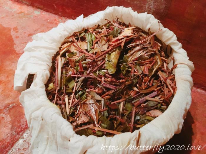 カンボジアのシェムリアップ「Asia Herb Association(アジアハーブアソシエーション)」でオーガニックハーバル(薬草)スチームサウナ体験