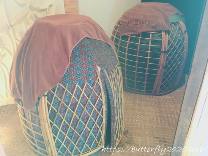 シェムリアップのChez Moi Spa(シェモアスパ)でカンボジア伝統のチュポン体験@Chez Moi Suite&Spa内