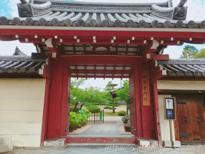 奈良の法華寺でからふろ(浴室)体験してきた口コミ記事