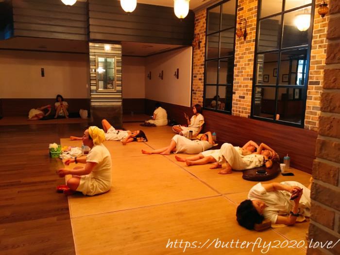 ソウルシンサ駅のスパレイ(SpaLei)は女性専用&宿泊仮眠もできるサウナでおすすめ