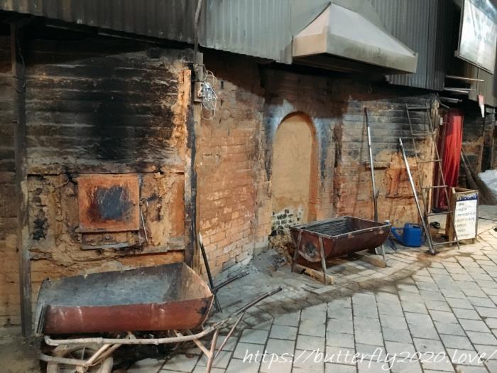 ソウルのスプソク漢方ランド(森の中の漢方ランド)で炭窯(スッカマ)汗蒸幕(サウナ)の体験談