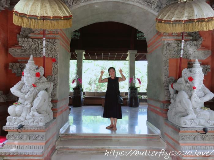 バリ・ウブドのすぱでサウナ体験談@Tjampuhan Hotel&Spa