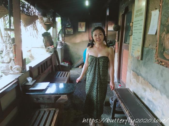 【ウブド】ボレ・ピジャットでバリ伝統生薬のボレ&薬草サウナ体験談