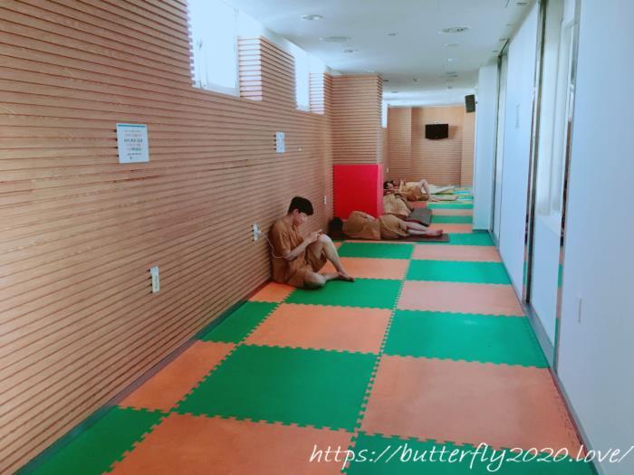 釜山(プサン)のおすすめサウナ「アクアパレス」はカップルだらけのチムジルバンだった。