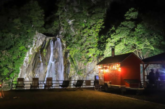 サ滝フェス@飛雪の滝キャンプ場